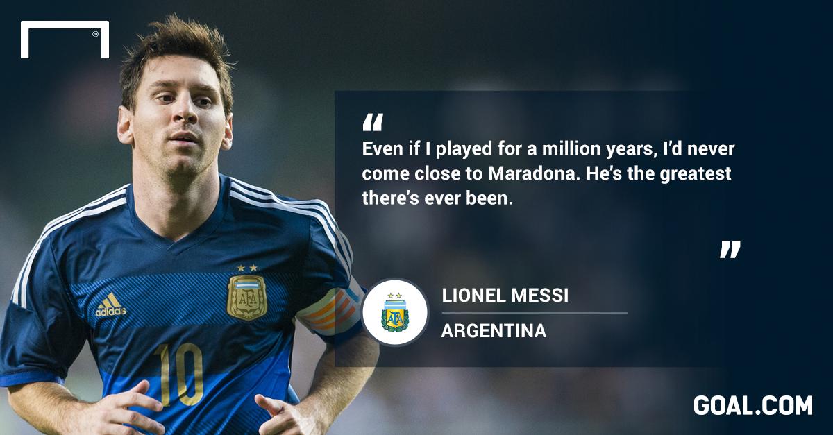 Soccer quotes maradona