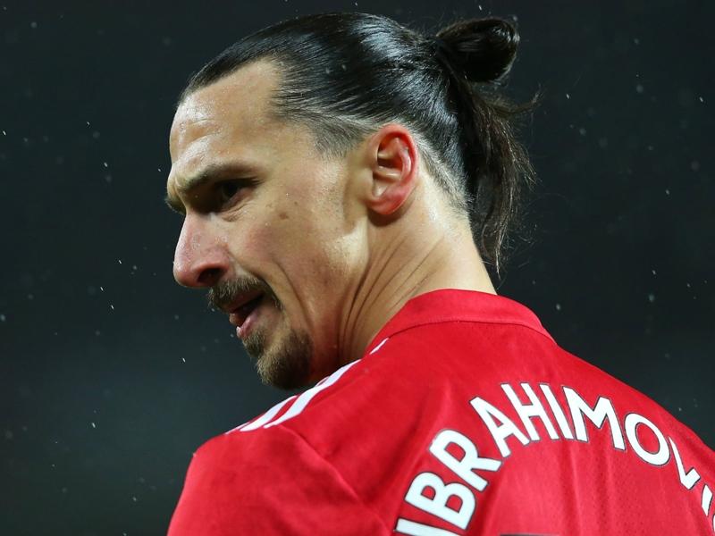 Man Utd exit door open, but Ibrahimovic to LA Galaxy talk has got 'nowhere'