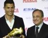 Perez: Ronaldo is the world's best
