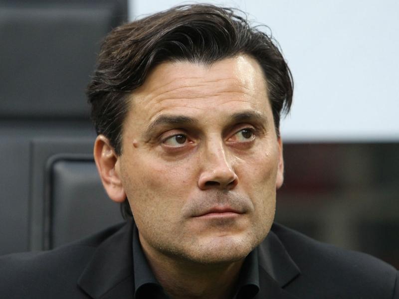 Montella 'didn't suspect anything' before AC Milan sacking