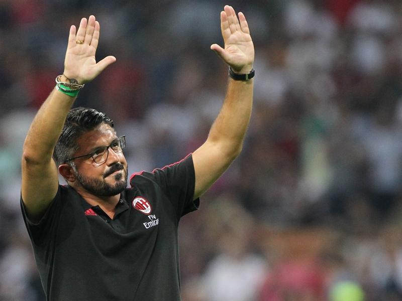 """Milan, Gattuso scaccia i dubbi: """"Non sono un traghettatore, penso di essere all'altezza"""""""