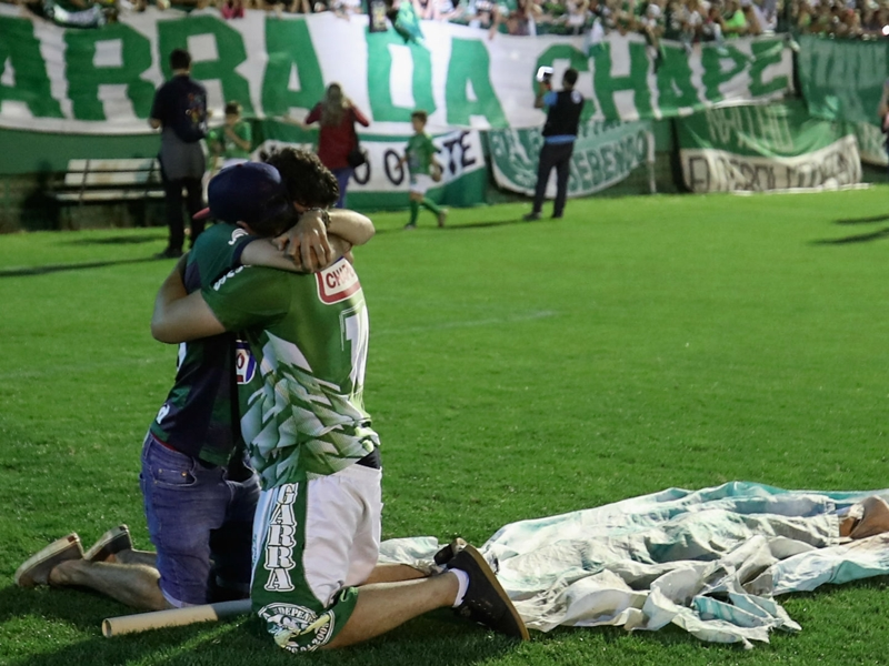 Out of the ashes: The incredible story of Chapecoense's resurrection