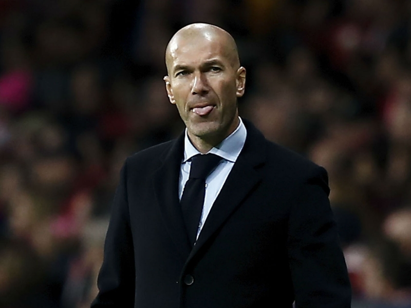 Real Madrid, Zidane n'a plus que Muñoz devant lui