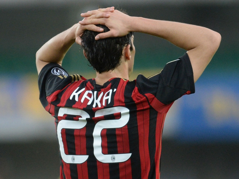 Kaka admits Manchester City interest 'messed me up'