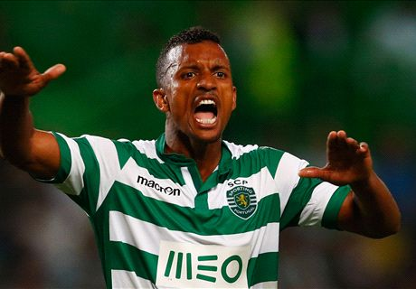 Man Utd lose hope of Nani return
