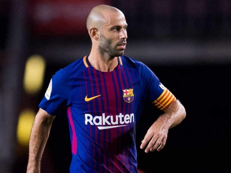 'There's not much more I can do here' - Mascherano sees Barcelona exit coming