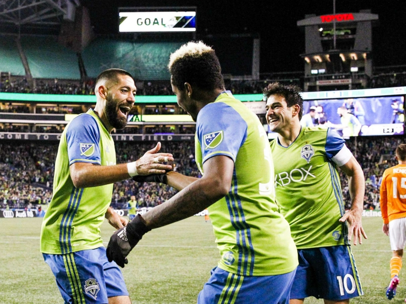 Sounders set up MLS Cup rematch with TFC