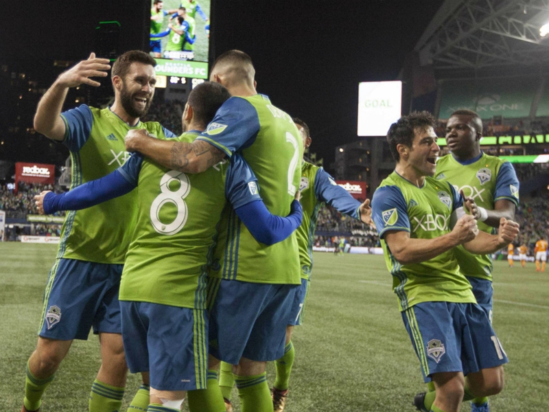 Seattle Sounders to meet Toronto FC in MLS Cup rematch