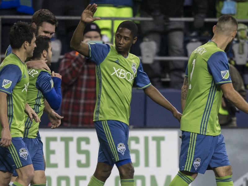 Seattle Sounders 3 Houston Dynamo 0 (5-0 agg): MLS champs through to successive final