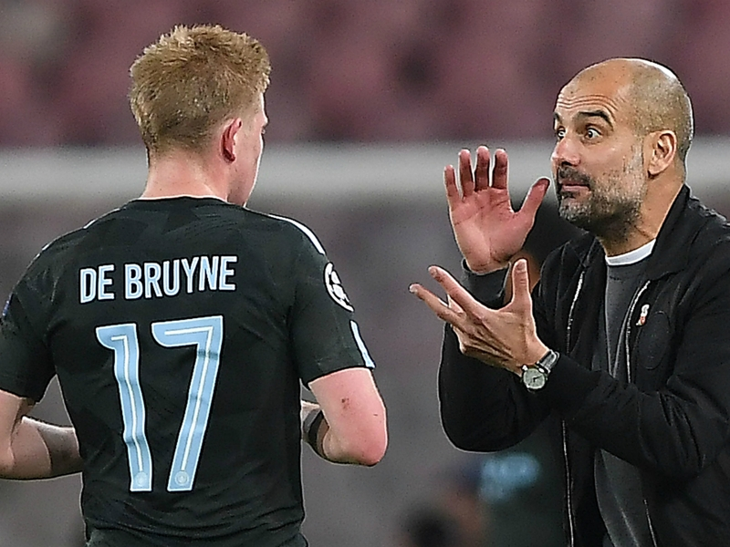 Man City to pay for De Bruyne's pre-derby holiday