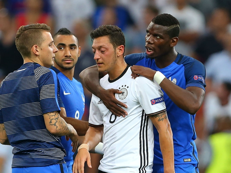Pogba: Germany want World Cup revenge over France