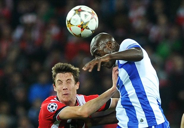 Athletic Bilbao 0-2 Porto: Martinez and Brahimi send Dragoes into knockout stages