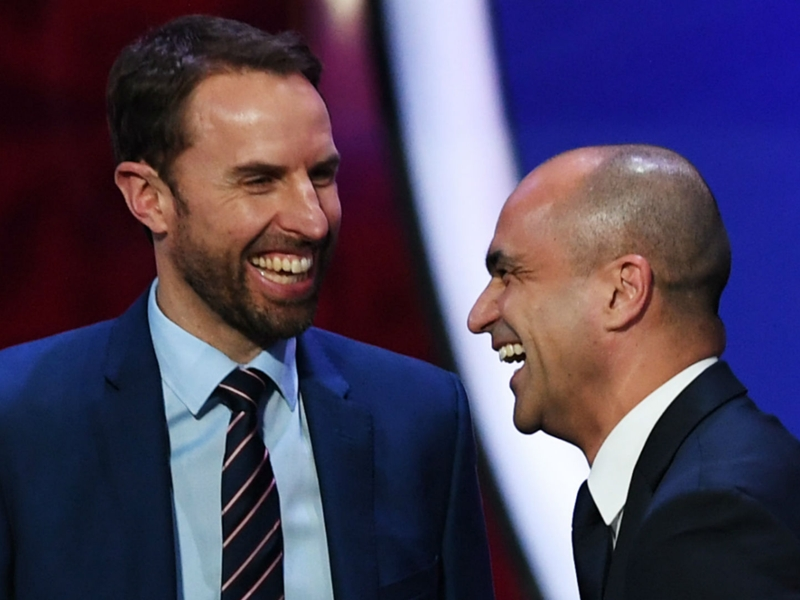 Belgium boss Martinez counting on experience to down England