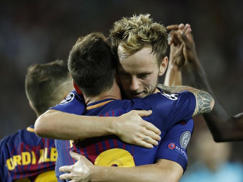 Croatia's Rakitic ready to take on Messi and Argentina
