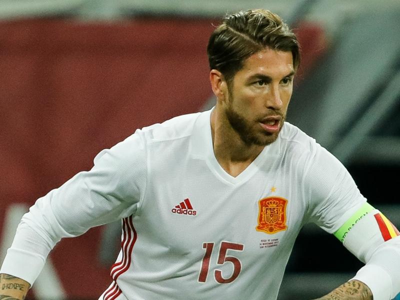 Avec ses 150 sélections, Sergio Ramos se rapproche du record d'Iker Casillas en Espagne