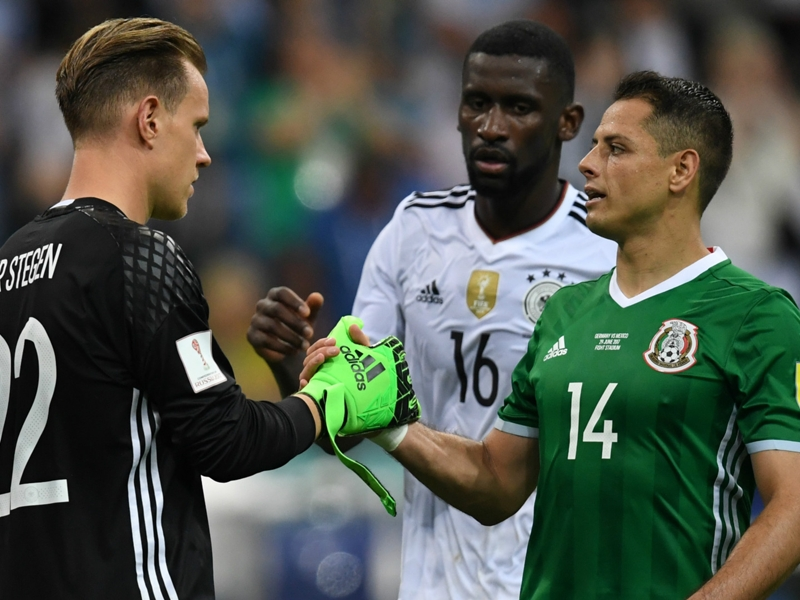 Germany has a message for Mexico following World Cup draw