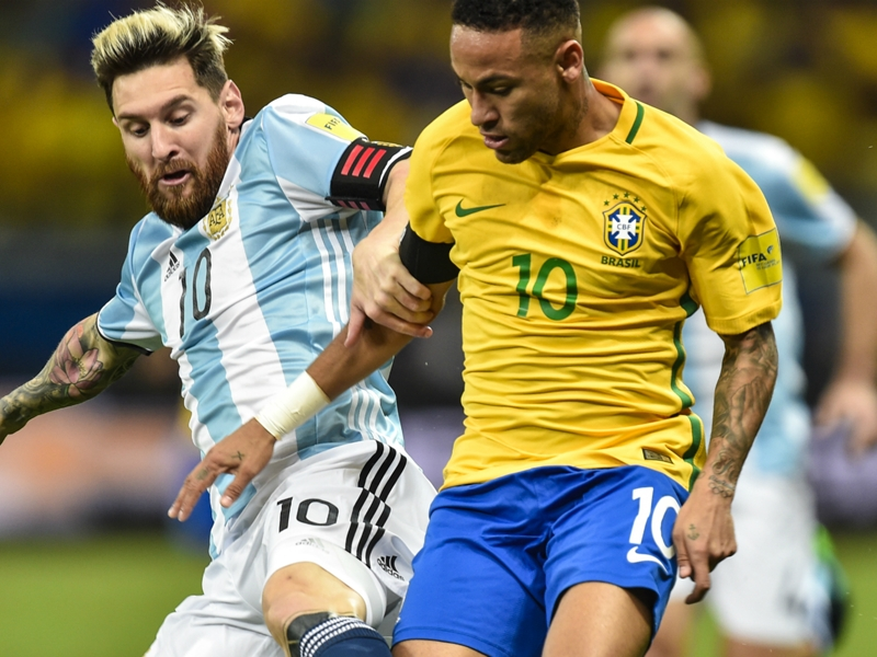 Messi-Neymar World Cup final is the dream for Argentina boss Sampaoli