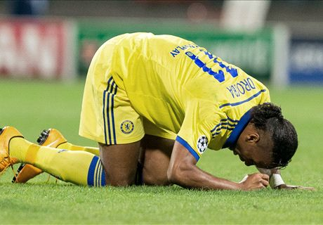 Player Ratings: Maribor 1-1 Chelsea