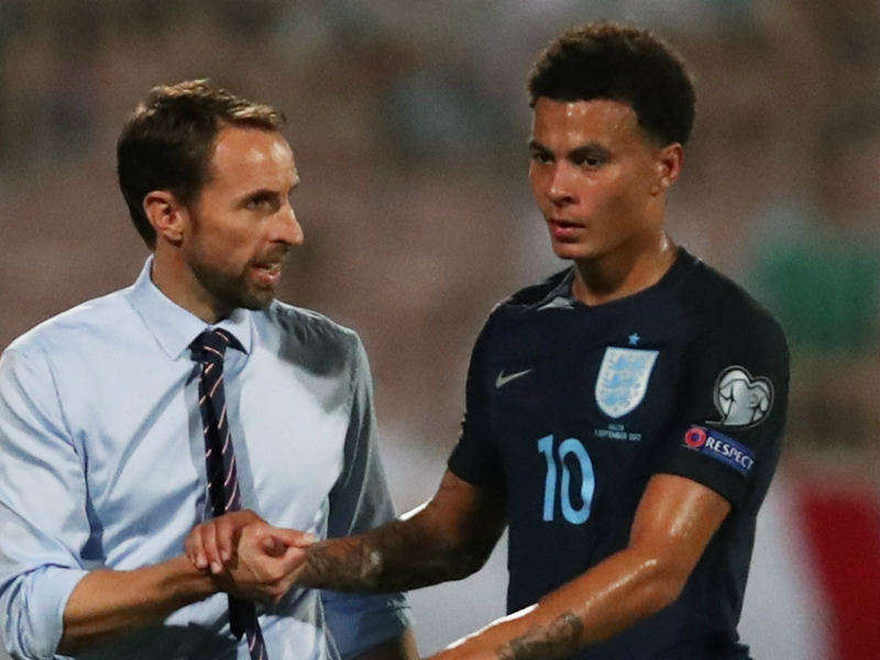 Exciting Alli and England creators can hurt Belgium - Southgate