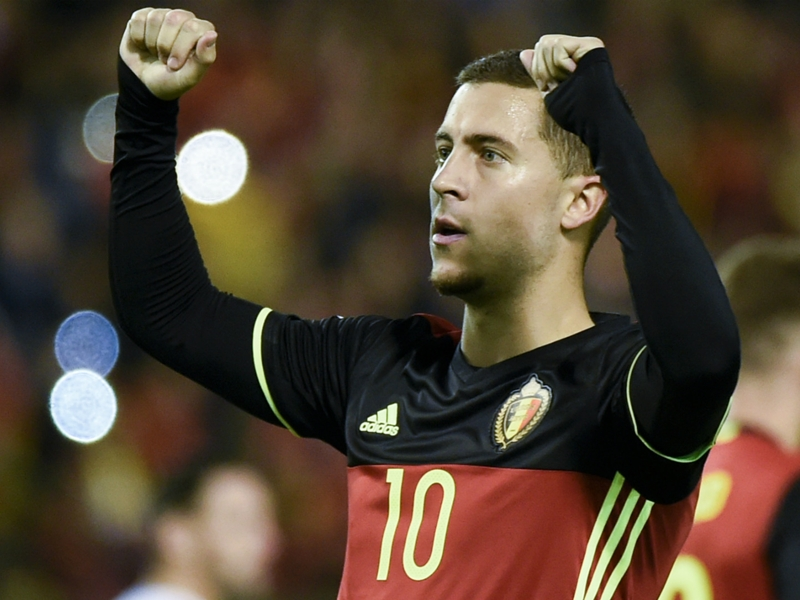 'For Belgium, England are easy!' – Hazard jokes on World Cup draw