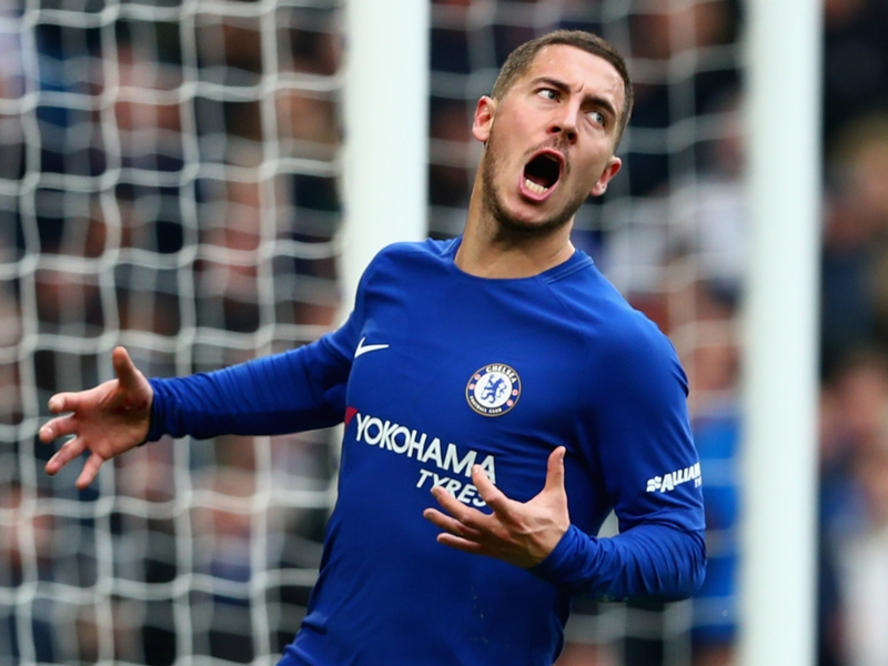Chelsea risk losing Hazard unless they can match Man City's ambition