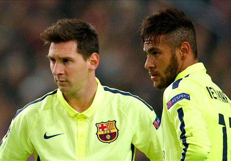 Leo Messi - Neymar: la pareja perfecta