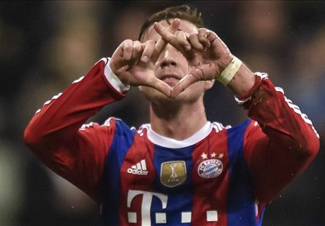 El Allianz Arena echa el candado