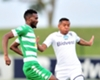 Lucky Baloyi was the shield in front of the Celtic defence.