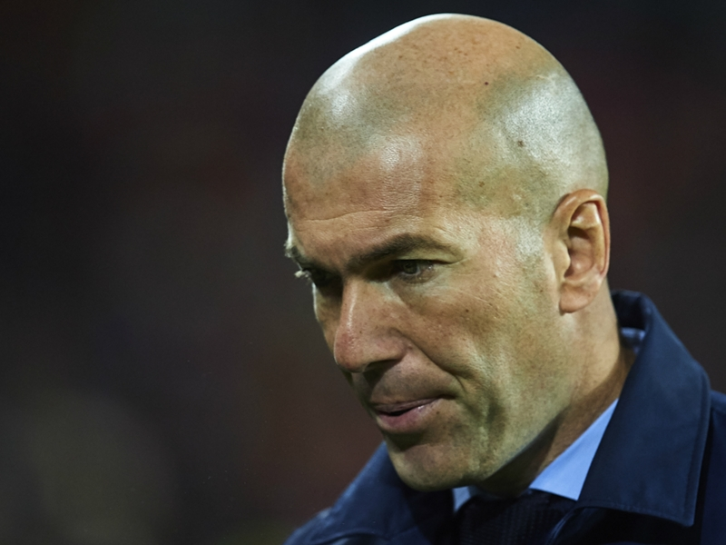 Zidane focused on Club World Cup despite looming Clasico