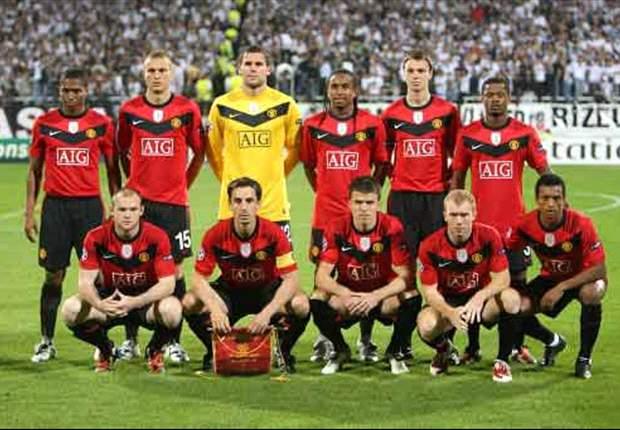 Wolfsburg Champions League 2009