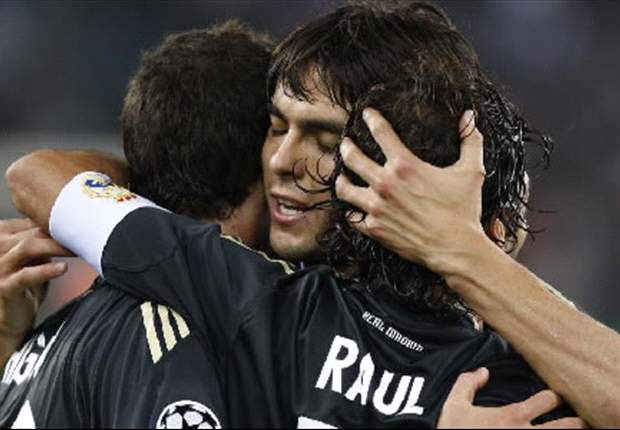 EXCLUSIVE: Real Madrid Pair Ezequiel Garay & Esteban Granero Hail Kaka
