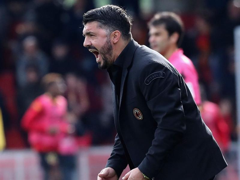 """La 'minaccia' di Gattuso al suo Milan: """"Se non fate come dico vi distruggo"""""""