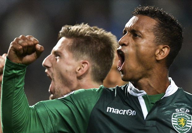 Sporting 4-2 Schalke: Nani on target as Portuguese side earn revenge