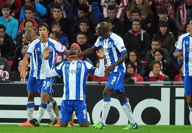 Athletic Bilbao 0 x 2 Porto: Dragões garantem a vaga nas oitavas da Champions League