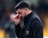 Gattuso senza parole a Benevento