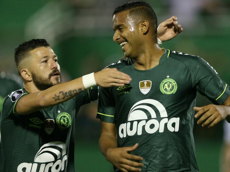 Chapecoense qualifié pour la Copa Libertadores