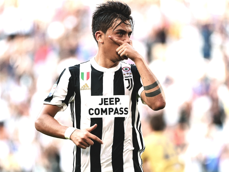 Dybala dreaming of Ballon d'Or win since childhood