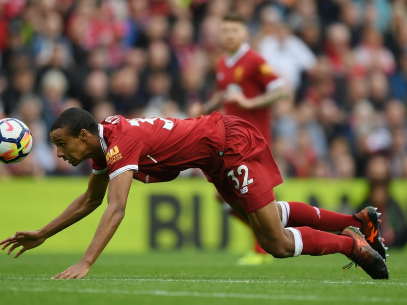 Klopp: Matip could miss a month of action