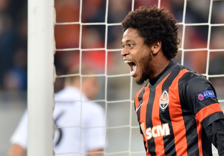 Luiz Adriano is UCL Fantasy Top Speler