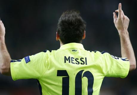 Buscando al mejor Messi