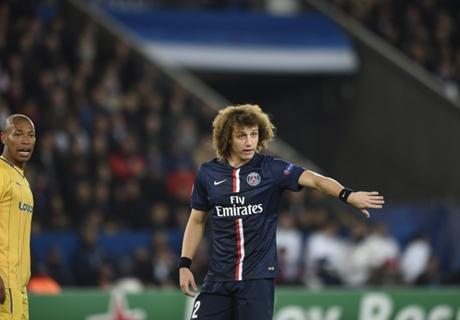 PSG, David Luiz présente sa dream team