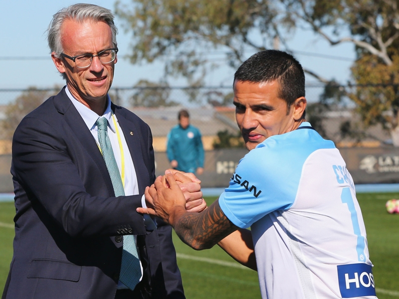Tim Cahill's Melbourne City adventure has been a failure for the A-League