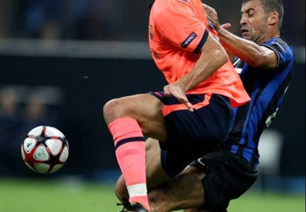 Barcelona Star Zlatan Ibrahimovic Pranked By Italian TV Show On Inter Return