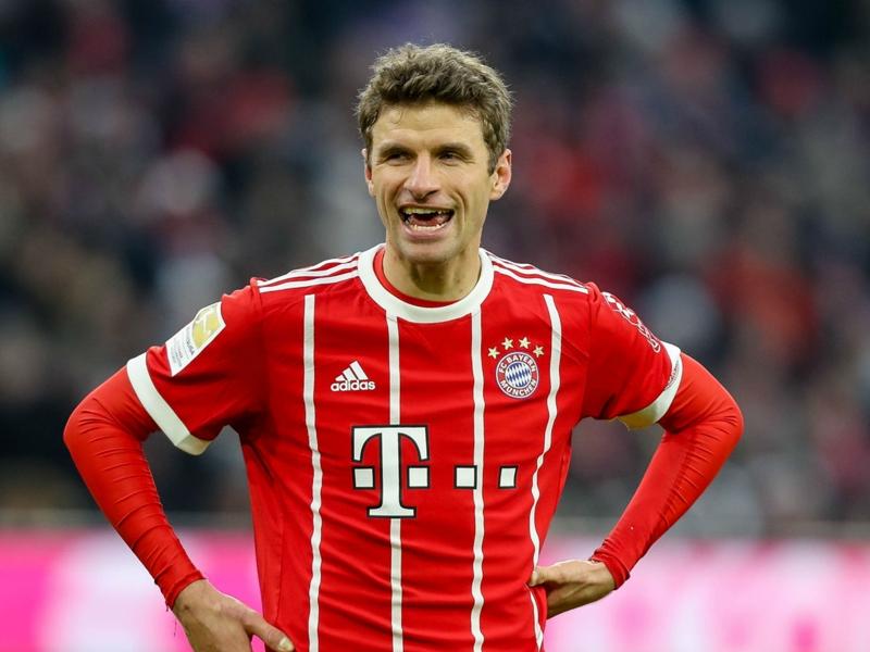 We are Bayern - Muller bristles after PSG revenge