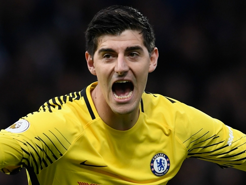 Courtois keeps Real Madrid door open with Chelsea exit admission