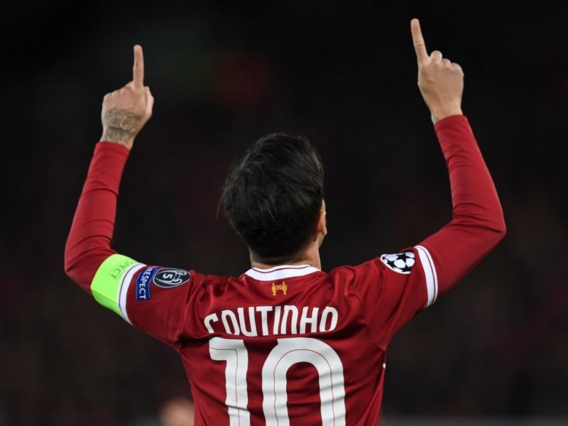 """Liverpool, Coutinho : """"Le Barça ? Nous verrons en janvier"""""""