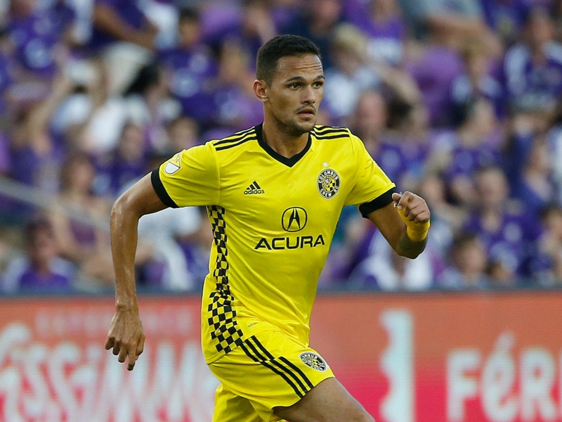 Columbus Crew acquire Artur on permanent transfer