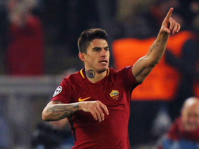 Perotti commits to Roma with two-year contract extension