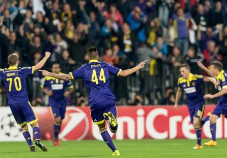 Pelatih Maribor Senang Imbangi Chelsea