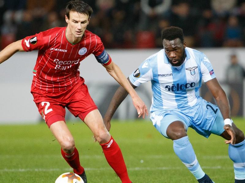 Zulte Waregem-Lazio 3-2: Sconfitta indolore per l'Aquila in Belgio